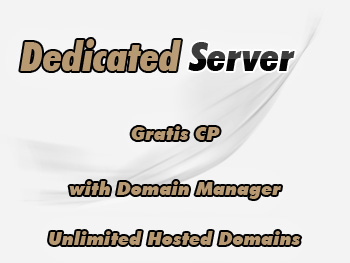 Moderately priced dedicated servers hosting services